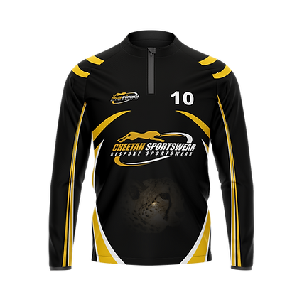 Korfball Drill top Cheetah Sportswear