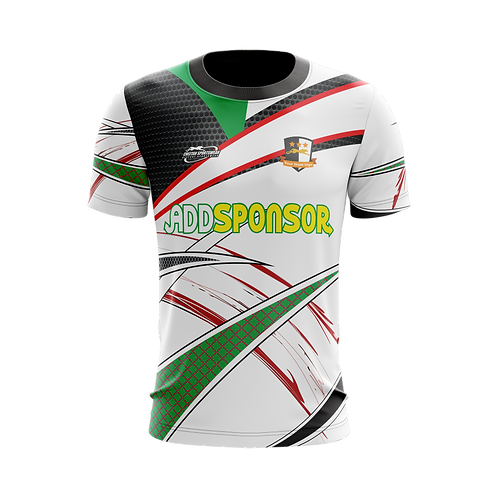 Power White Jersey