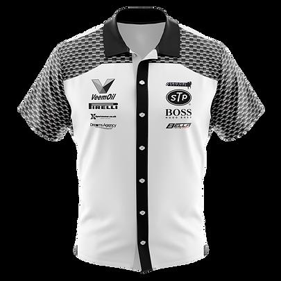 Full Button shirt Cheetah Sportswear