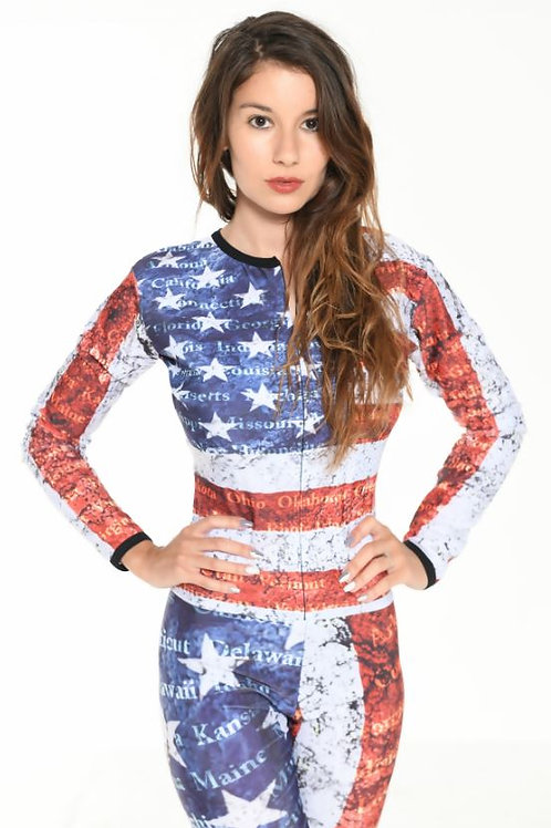 USA Catsuit