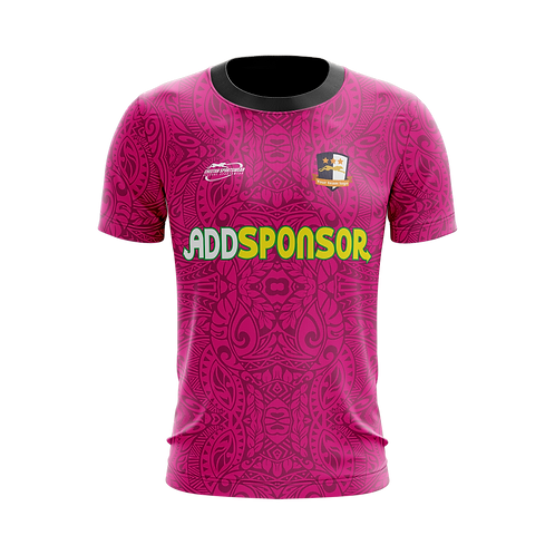 Pink Warrior Jersey