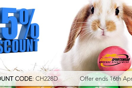 25% Discount this Easter..