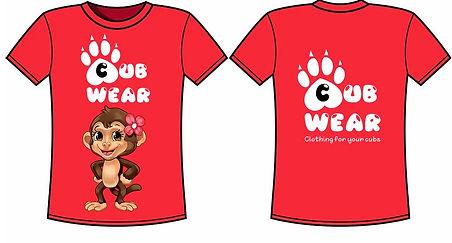 Elf T-shirt Monkey.JPG