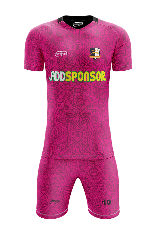 Pink Warrior Kit