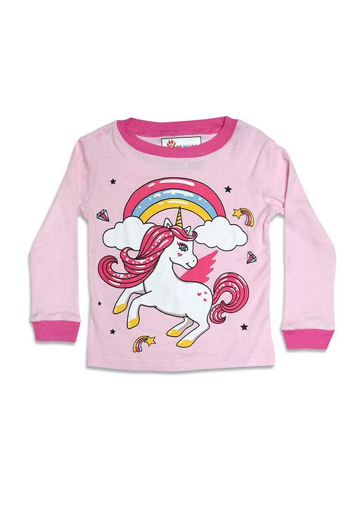 Rainbow Unicorn Pyjama
