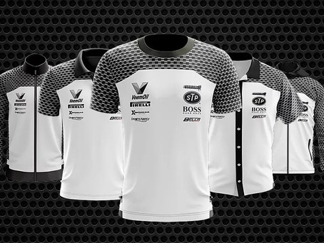 Race Team Wear is now available