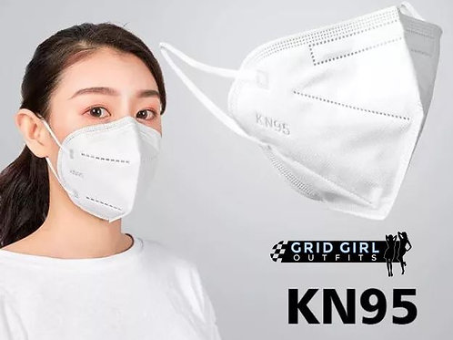 KN95 Face Mask - x5