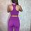 Thumbnail: Sports Bra & Leggings