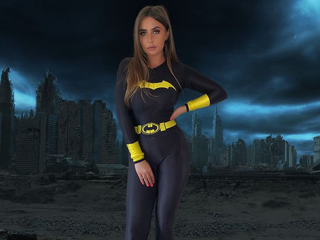 Superhero Catsuits Launched