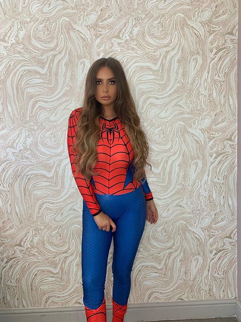SpiderGirl Catsuit