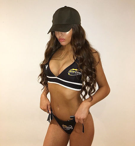 UFC Top & Bikini Bottoms