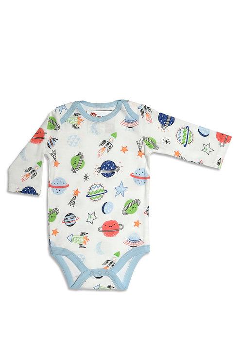 Space Baby Bodysuit