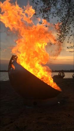ECLIPSE FIRE BOWL