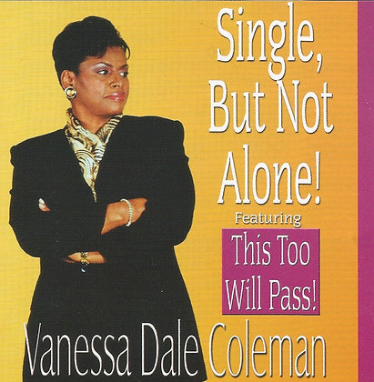 Single, But Not Alone - CD