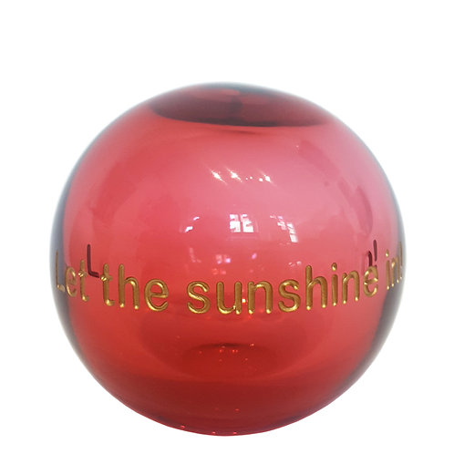 Message On a Ball Sunshine