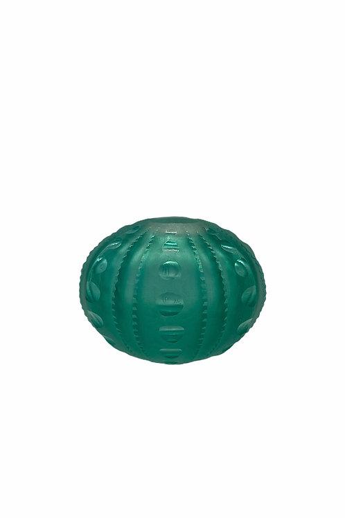 Sea Urchin Vase Vase Emerald Green