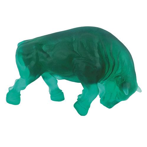 Bull Emerald Green