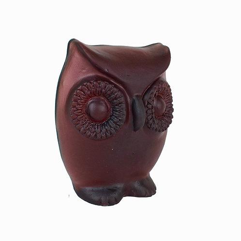 Snow Owl Amethyst