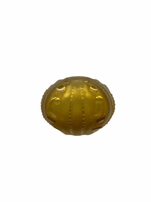Small Sea Urchin Vase Vase Amber