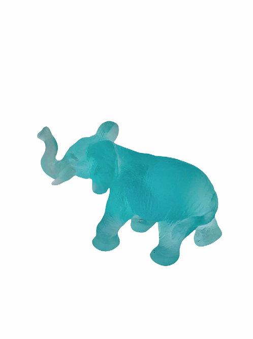 Baby Quanza Elephant Turquoise