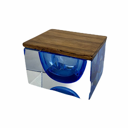 Unique Glass Box