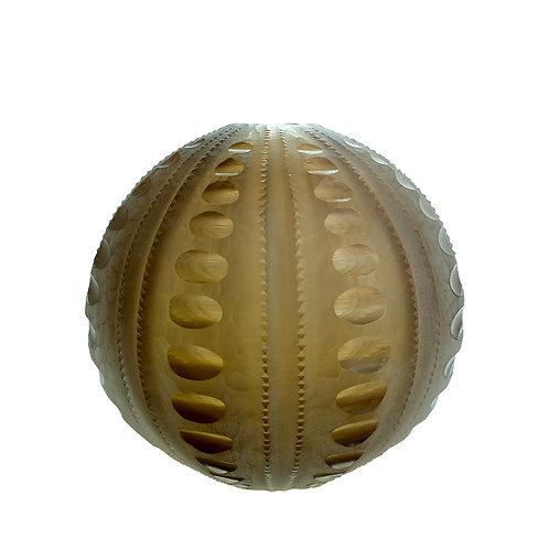 Sea Urchin Vase Tobacco