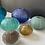 Thumbnail: Small Sea Urchin Vase Vase Taupe