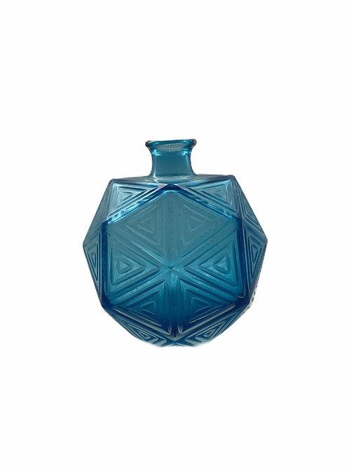 René Vase Turquoise