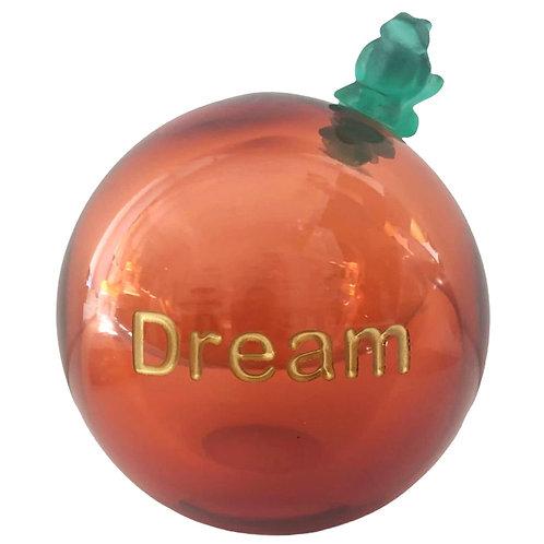 Sunset Message On a Ball Dream