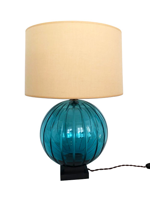 Turkish Blue Table Lamp