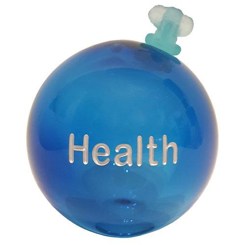 Aegean Blue Message On a Ball Health
