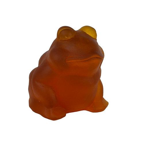 Frog Dark Amber