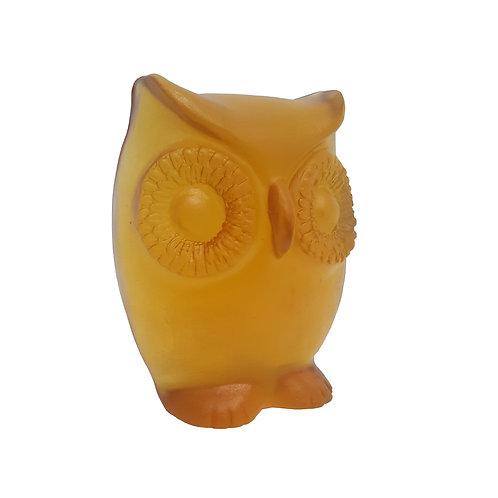 Snow Owl Amber
