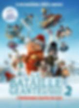 LA BATAILLE GEANTE DE BOULES DE NEIGE 2.