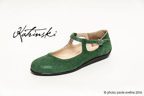 Katrinski Flats Green Viper