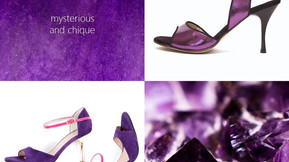 The Colour of Spring: Violet