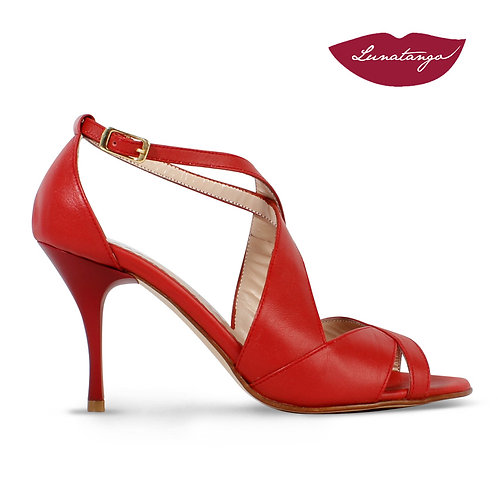Lunatango DobleD Rojo