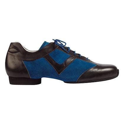 2HB Vitello Nero - Camoscio Azzurro