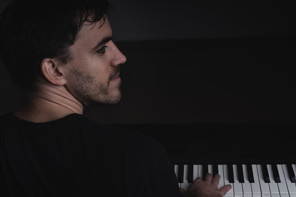 Klavier back