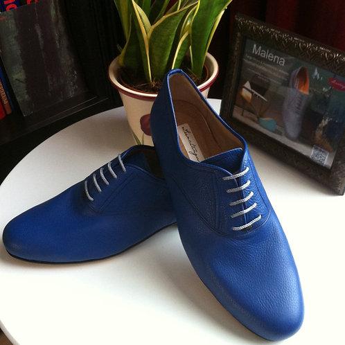 Lunatango Oxford Milonga Azul