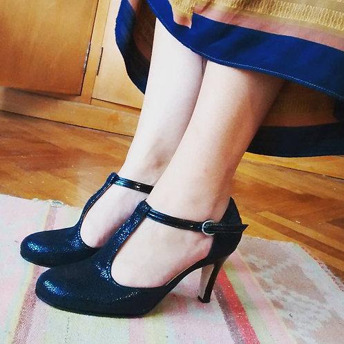 Katrinski Vintage B Black