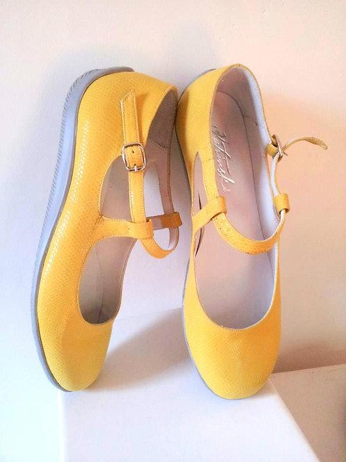 Katrinski Flats Mustard