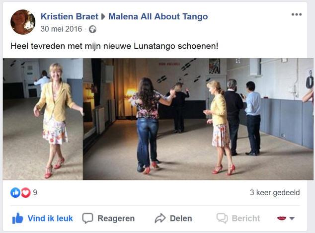 Kristien, May 2016