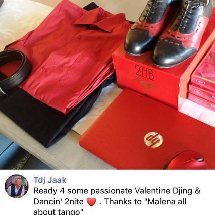 TDJ Jaak feeling passionate