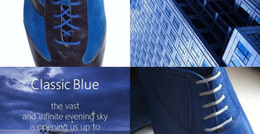 The Colour of Spring: Classic Blue