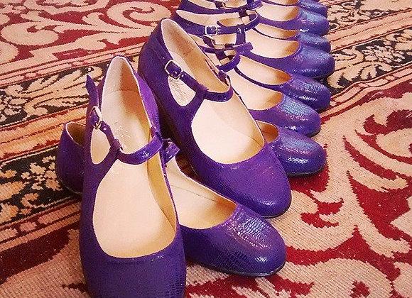 Katrinski Flats Violet
