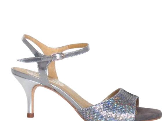 Leike Silver Glitter 5,5 cm