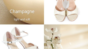 The Colour of Spring: Champagne