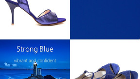 The Colour of Autumn/Winter 2020/2021: Strong Blue