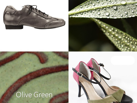 The Colour of Autumn/Winter 2020/2021: Olive Green